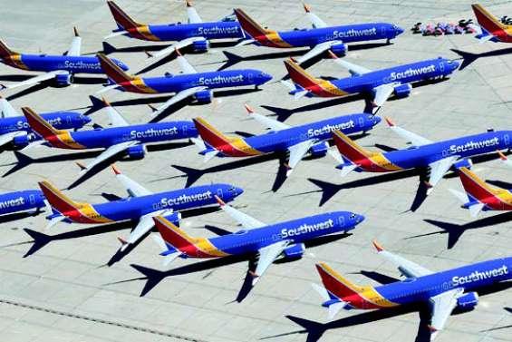 Boeing admet des défauts dans les simulateurs de vol