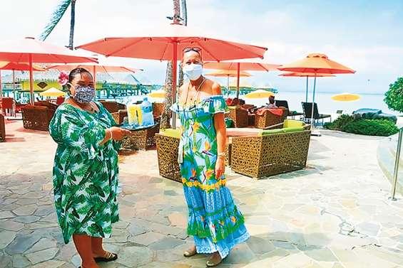 En Polynésie française, Bora Bora reprend vie