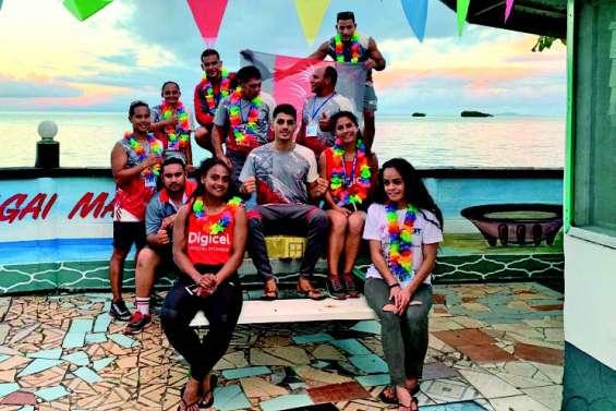 Les boxeurs sont à leur aise sur l'île de Savai'i