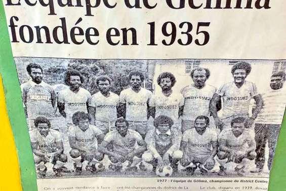 Quarante ans après la « grande équipe », l'US Gélima veut retrouver les sommets
