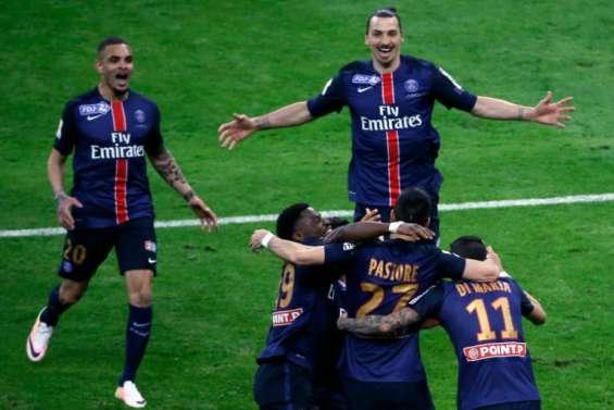 Coupe de la Ligue: à la mi-temps le PSG mène 1-0 face à Lille