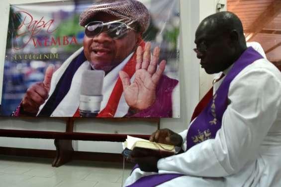 La Côte d'Ivoire rend un dernier hommage à Papa Wemba