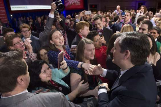 Primaires: la victoire de Cruz dans le Wisconsin redonne le moral aux anti-Trump