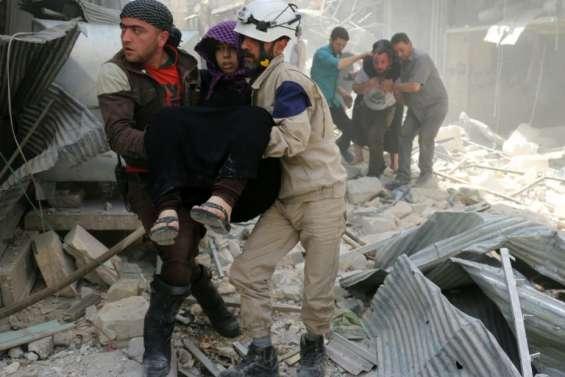 Syrie: pour les habitants d'Alep, la trêve est enterrée