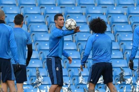 Manchester City-Real Madrid: Ronaldo forfait