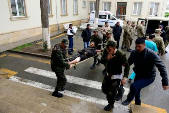 Nagorny-Karabakh: trois soldats azerbaïdjanais tués, les combats se poursuivent