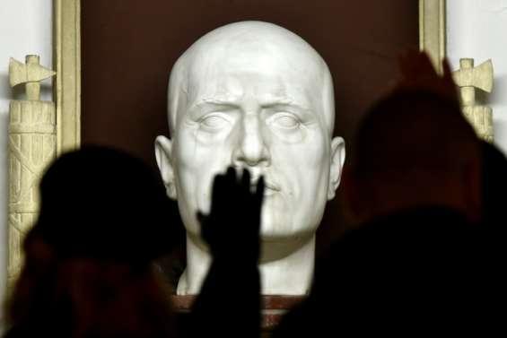 Italie : le fascisme au musée réveille de vieux démons