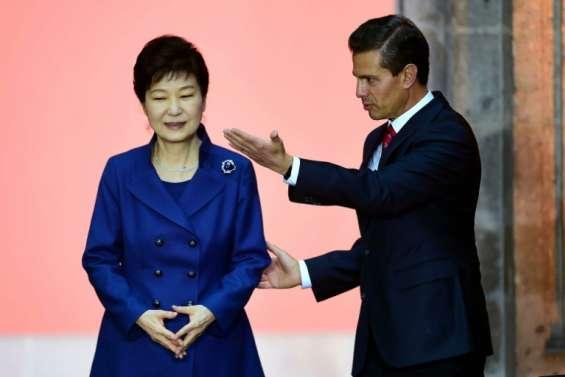 Corée: la présidente sud-coréenne insultée par Pyongyang