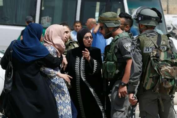 Cisjordanie: 2 Palestiniens armés de couteaux abattus à un checkpoint