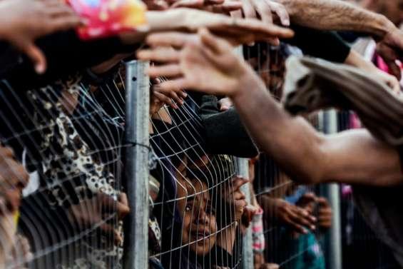 Réfugiés: le pape François à Lesbos la semaine prochaine