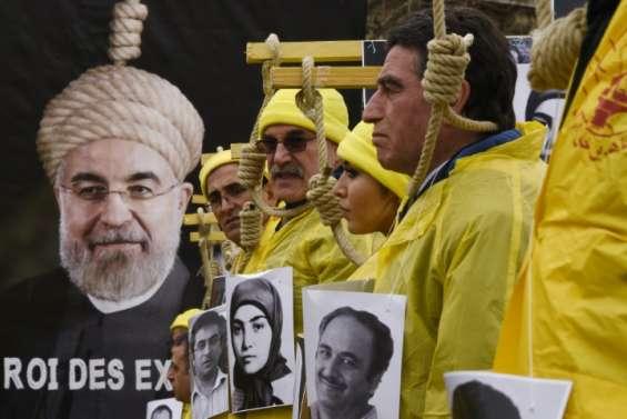 Peine de mort en 2015: les exécutions au plus haut depuis 1989, s'alarme Amnesty