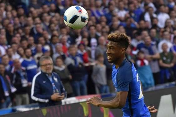 Euro-2016: Coman avion à réaction, Payet force de réaction
