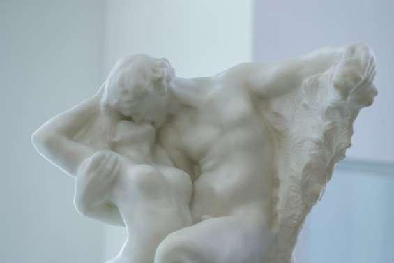 Une sculpture de Rodin adjugée 20,4 millions de dollars à New York, un record