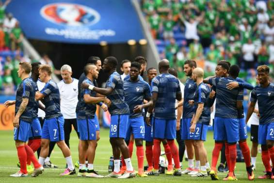 Euro-2016: la France aligne l'équipe-type avec Matuidi face à l'Eire