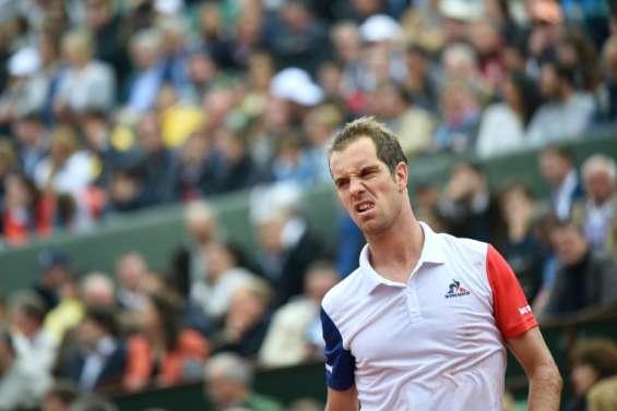 Roland-Garros: Gasquet battu en quarts par Murray