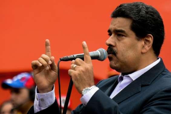 Venezuela : le gouvernement veut dissoudre le Parlement