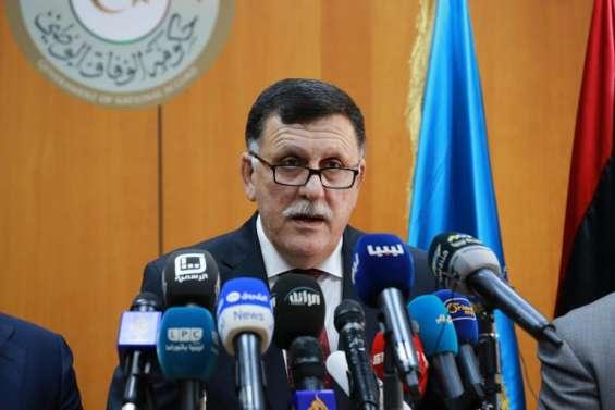Sarraj à l'AFP: seule une armée unifiée permettra de vaincre l'EI en Libye