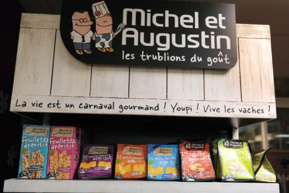 Michel et Augustin attendent de Danone un coup d'accélérateur