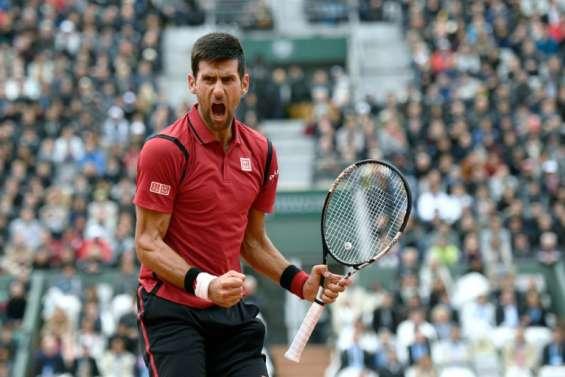 Roland-Garros: le classique Djokovic-Murray prend Paris pour cadre