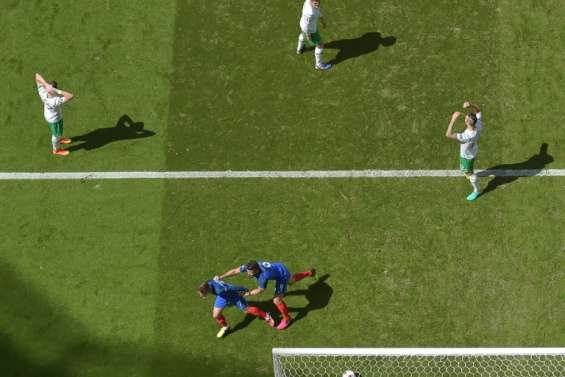Euro-2016: la France évite le pire mais ne se prépare pas au meilleur