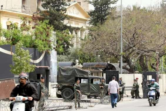 Liban: cinq morts et 15 blessés dans une série d'attentats suicide