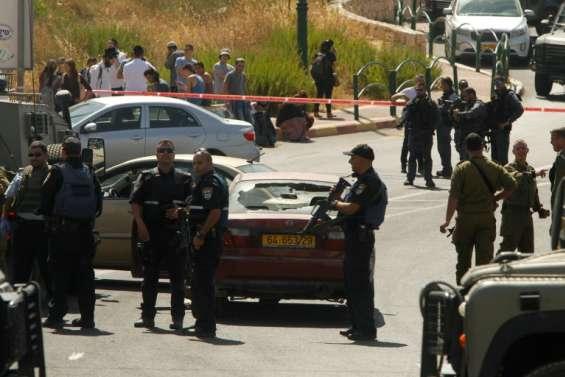 Cisjordanie: deux blessés graves dans une attaque dans une colonie