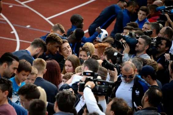 Euro-2016: France-Roumanie: la grande aventure commence pour tout un pays