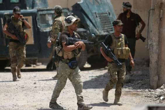 Irak: Fallouja libéré de l'EI, cap sur Mossoul