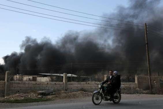 Syrie: la coalition tente d'étouffer un peu plus le groupe Etat islamique
