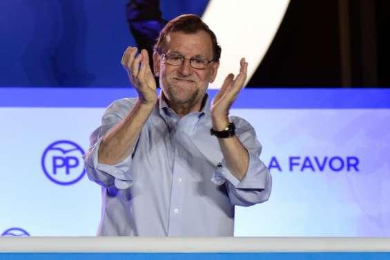 En Espagne, Rajoy réclame le droit de gouverner après six mois de blocage