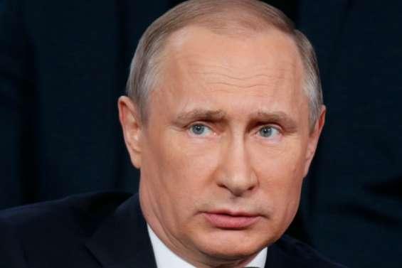 Brexit: Poutine dénonce une