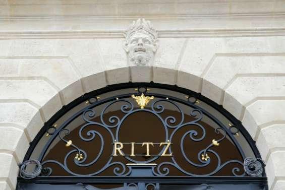 Le Ritz, mythique palace de la place Vendôme, rouvre lundi après 4 ans de travaux