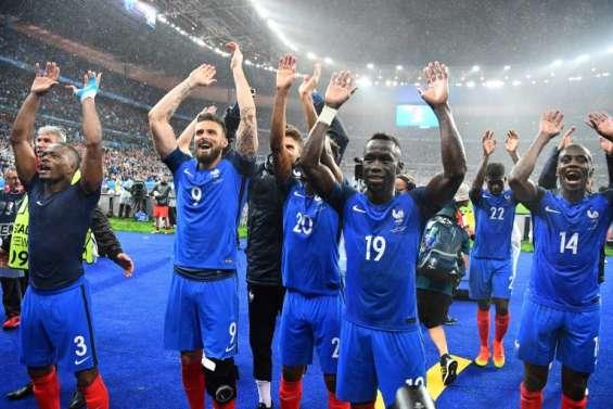 Euro-2016: Portugal-Galles et Allemagne-France, les demies sont servies