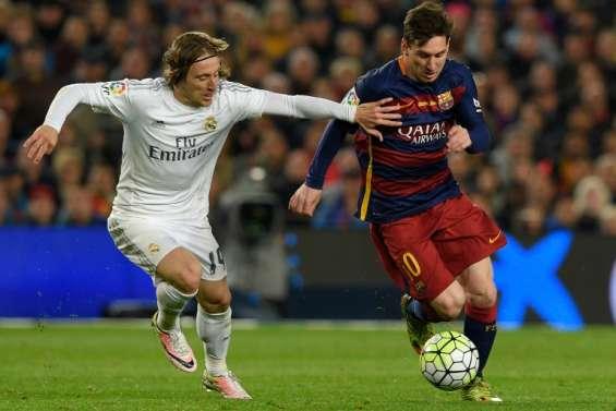 Foot: l'UE somme le Real, le Barça et 5 autres clubs espagnols de rembourser des aides d'Etat