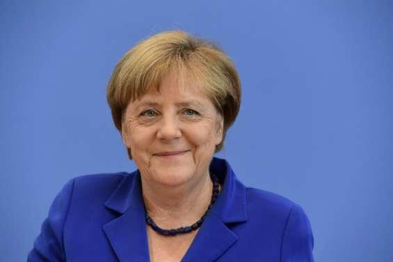 Merkel ne modifie pas sa politique d'accueil des réfugiés