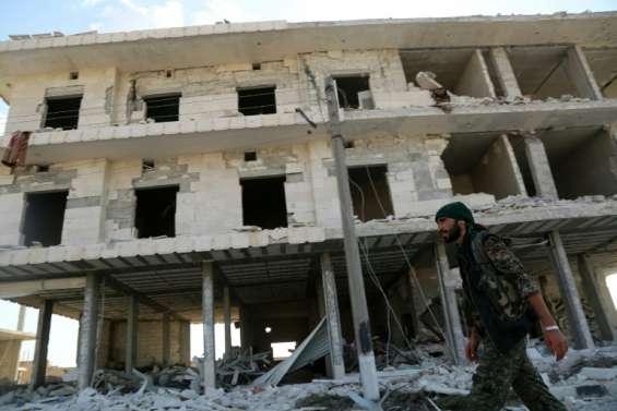 Syrie: la coalition contre l'EI reconnaît de nouvelles victimes civiles