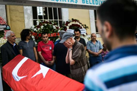 Euro-2016: critiquée depuis Orlando, l'UEFA annonce une minute de silence jeudi soir pour tous les attentats récents