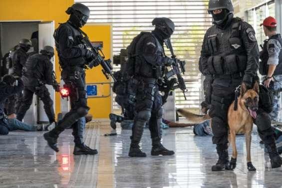 JO de Rio : La police arrête un groupe soupçonné de préparer un attentat