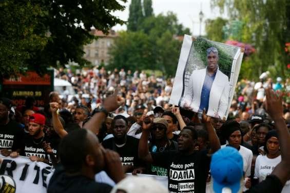 Mort d'Amada Traoré: