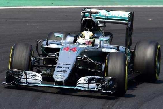 GP de Hongrie: victoire de Lewis Hamilton (Mercedes)