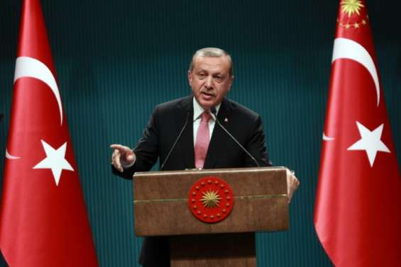 Adhésion de la Turquie à l'UE: Berlin opposé à des avancées