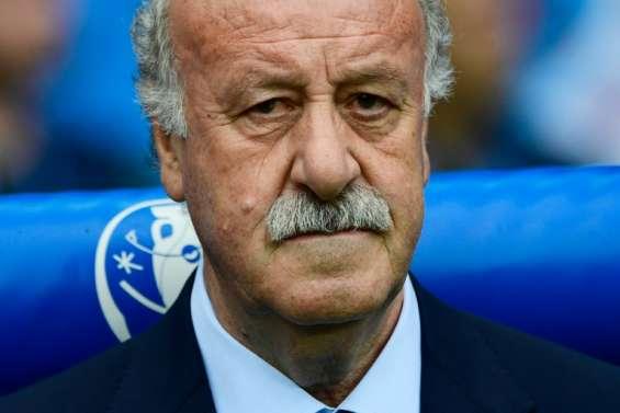 Euro-2016: le sélectionneur de l'Espagne Del Bosque, tire sa révérence