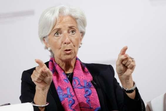 Arbitrage Tapie: le recours de Christine Lagarde en cassation