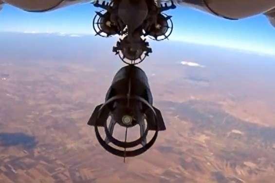 Syrie: Moscou a bombardé un poste de forces américaines et britanniques