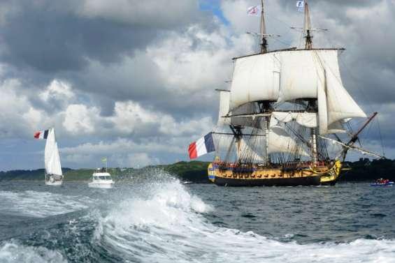 L'Hermione recrute 100 matelots, les Calédoniens peuvent postuler