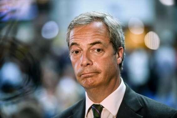 Royaume-Uni: le pro-Brexit Nigel Farage annonce sa démission de la tête du parti UkiP