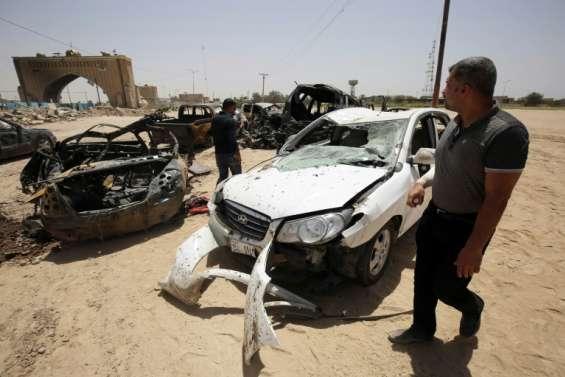 Irak: au moins 12 morts dans un attentat suicide à Bagdad