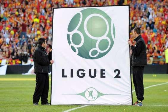 Ligue 2: déjà la reprise pour l'antichambre de l'élite!