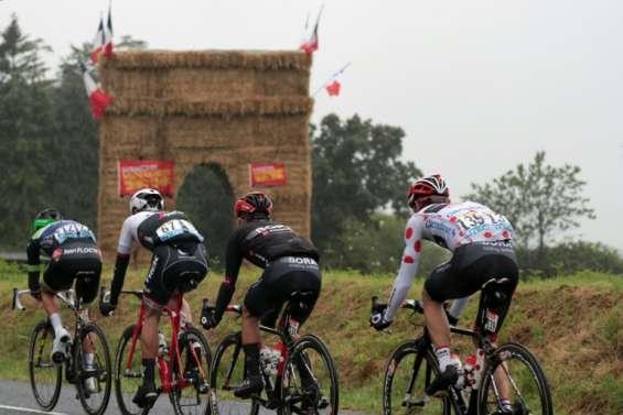 Tour de France: le clin d'oeil aux champions dans l'étape de lundi