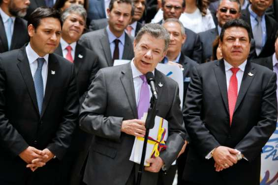 Colombie: le cessez-le-feu avec les Farc entre en vigueur lundi